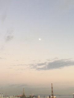 もうすぐ満月